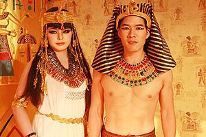 วู้ดดี้ พาไปพบศาสตร์พยากรณ์อียิปต์ กับ อ.รัตนมณี