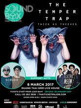 Soundbox The Temper Trap Thick as Thieves