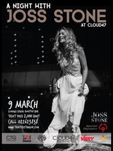 A Night with Joss Stone at Cloud47