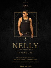 Road to Golden Axe Music Festival Nelly Live in Bangkok