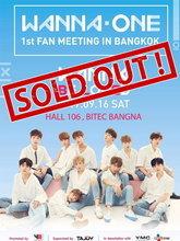 WANNA ONE 1st Fan Meeting in Bangkok : WANNA Be LovEd