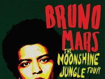 บรูโน มาร์ส Moonshine Jungle Tour