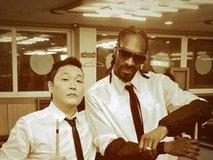 PSY G-DRAGON Snoop Lion