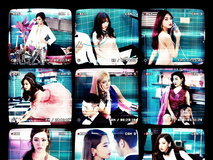 Girls' Generation Mr.Mr.