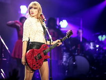 Taylor Swift Red Tour 2014
