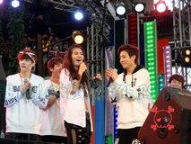 กระแต อาร์สยาม 7 สี คอนเสิร์ต BTS