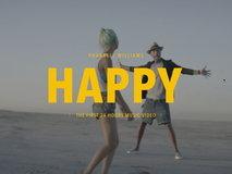 Pharrell Williams Happy