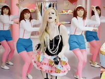 ็Hello Kitty Avril Lavigne