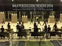 Max Percussion วงโยธวาทิต