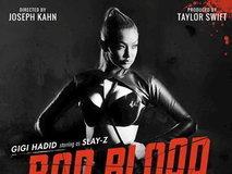 Bad Blood Taylor Swift