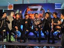7 wonders concert