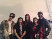ไมค์-ออม Seoul Fashion Week 2016