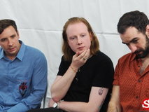 TWO DOOR CINEMA CLUB interview in Bangkok 2016