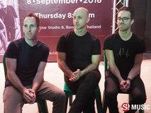 Simple Plan Live in Bangkok 2016 by Sanook Music