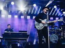 Chester Bennington from Linkin Park
