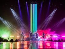 Singha Music presents Imagine Dragons Evolve World Tour Live in Bangkok