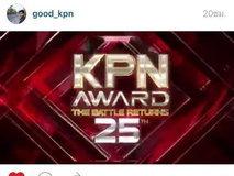 KPN AWARD 25