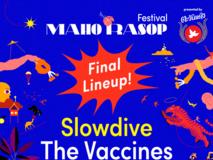 """สายชูเกซฮือฮา! """"Slowdive"""" เยือนไทยครั้งแรก ปิดท้ายไลน์อัพ """"Maho Rasop Festival"""""""