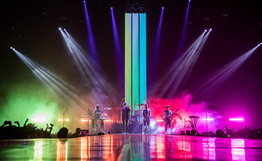 Singha Music presents Imagine Dragons Evolve World Tour Live in Bangkok