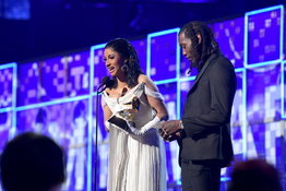 Grammy Awards 2019: Cardi B, Offset
