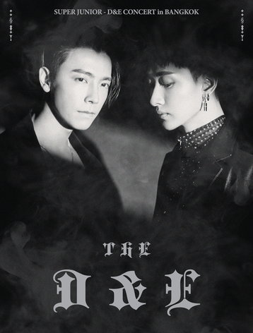 SUPER JUNIOR-D&E CONCERT [THE D&E] in BANGKOK