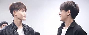 แฟนๆ ช็อค มิว-ไอเฟล MBO โชว์หอมแก้มกลางรายการ!