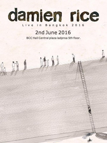 Damien Rice Live in Bangkok 2016