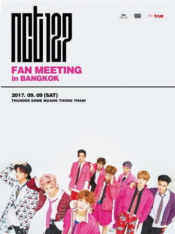 NCT 127 FAN MEETING in BANGKOK