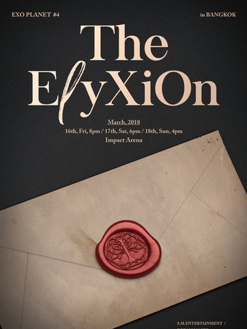 EXO PLANET #4 – The EℓyXiOn – in BANGKOK