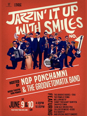 JAZZin' it up with Smiles - No.1