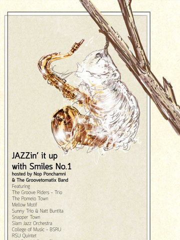 JAZZin' it up with Smiles No.1