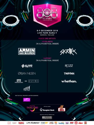 808 Festival 2018