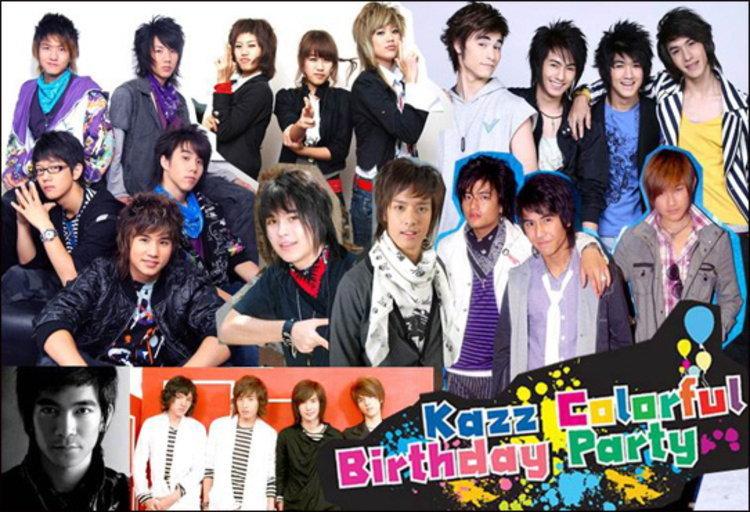 Kazz Magazine ชวนเพื่อนๆ ร่วมฉลองวันเกิดครบรอบ 2 ขวบ