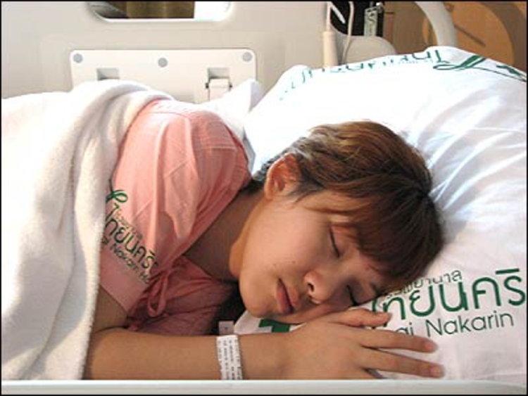 แพทย์แถลงอาการ กู๊ด V10 ชี้เด็กเครียด-พักผ่อนน้อย