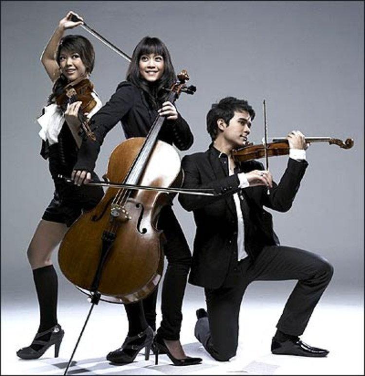 Vie Trio : ดนตรีคลาสสิคที่สัมผัสได้