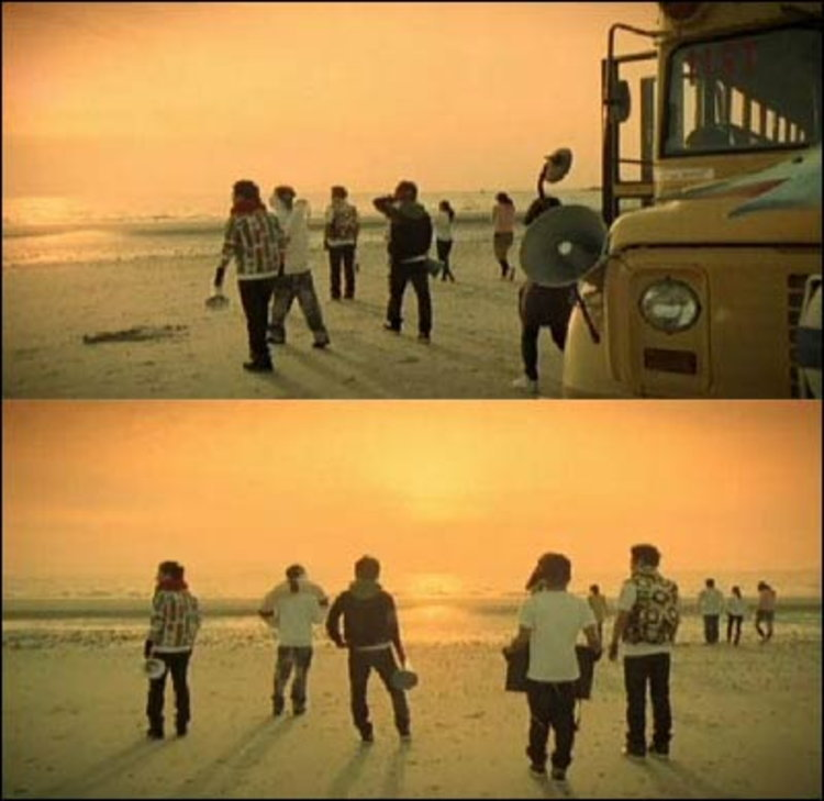BIGBANG เปิดตัวทีเซอร์ใหม่แนวสร้างสรรค์สุดเก๋! 2 Remember และ Red Sunset