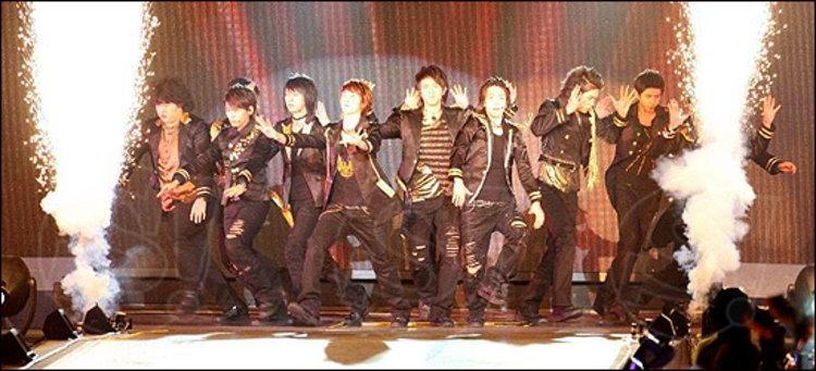 Super Junior Super Show The 1st Asian Tour