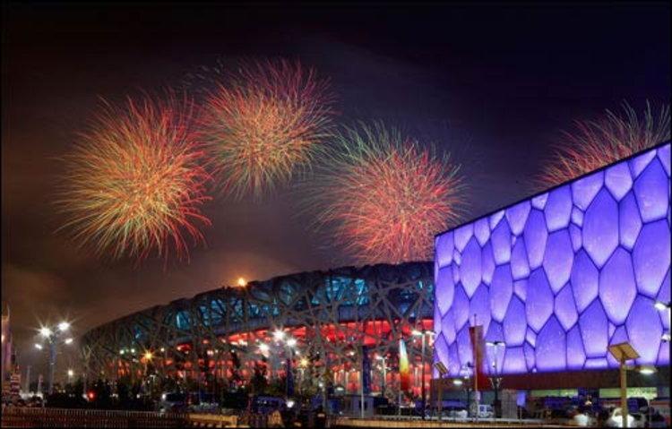 หลากสีสัน-หลอมรวมบทเพลง จากเหล่าศิลปินในพิธีปิดโอลิมปิก 2008
