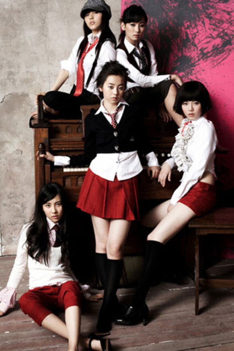 5 สาว Wonder Girls เตรียมโกอินเตอร์