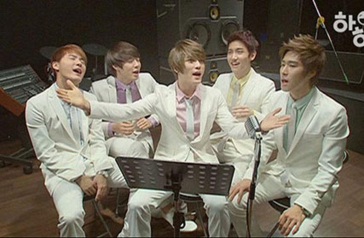 ดงบังชินกิ (TVXQ!) โชว์ ฮ่าฮ่าฮ่าซอง เวอร์ชั่นอะแคปเปลล่า
