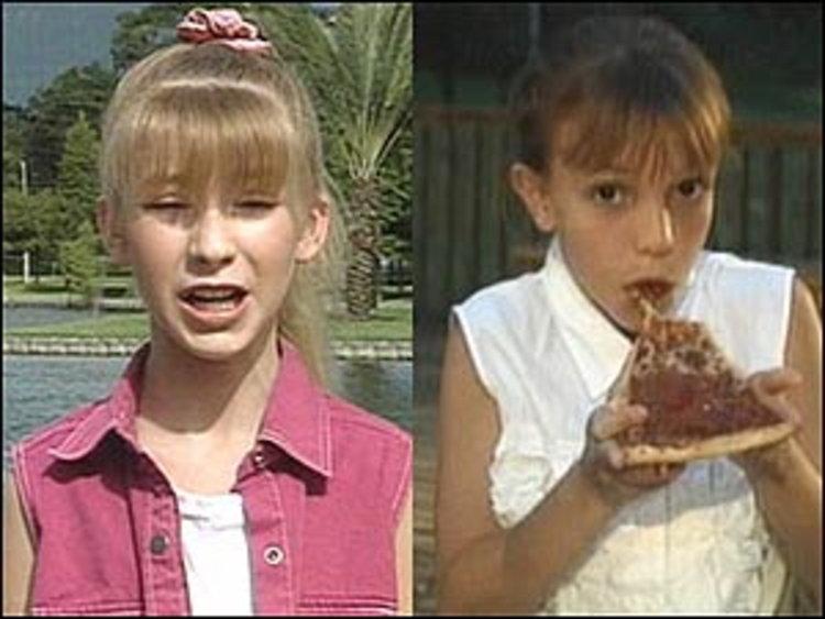 ย้อนอดีตแบบเทียบกันตัว- ตัว ระหว่างสองสาว บริทนีย์- คริสติน่า