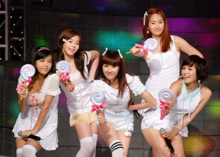 Wonder Girls คว้าแชมป์ ศิลปิน-เพลง ที่ชาวเกาหลีชื่นชอบมากที่สุดประจำปี 2008