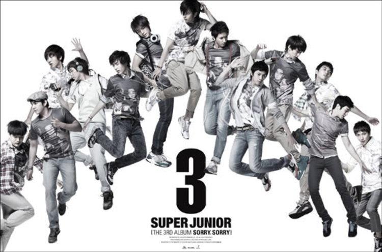 Super Junior เปิดตัวเพลง Super JuniorIt's You พร้อม Sorry, Sorry เวอร์ชั่น C