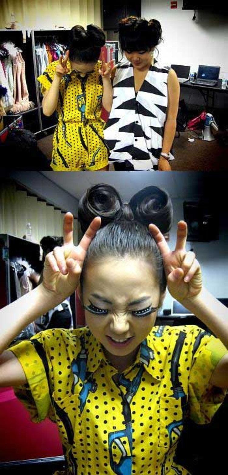 โซฮี แห่ง Wonder Girls แปลงโฉมเป็นปิศาจ แสนสวย น่ารัก