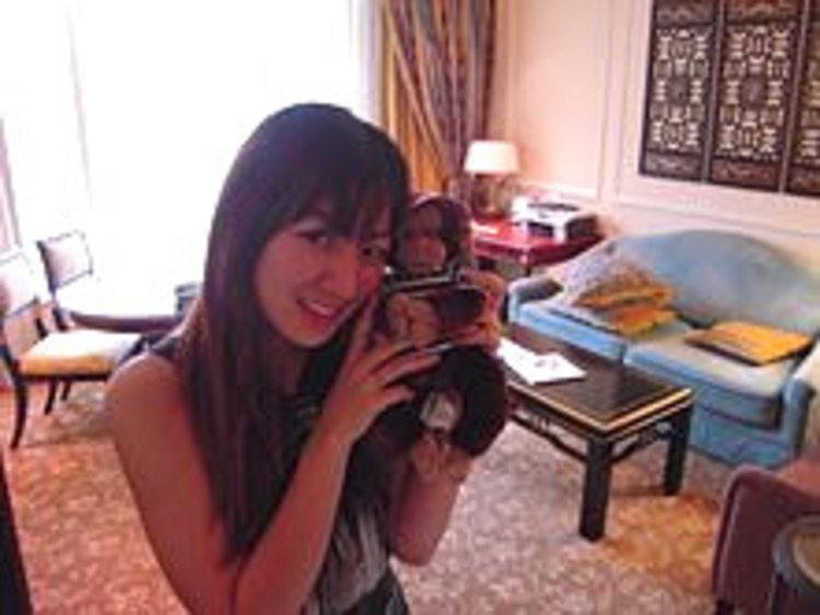 อัพเดตข่าวคราวของสาวสวย กวาง ห้าเจดีย์  !!