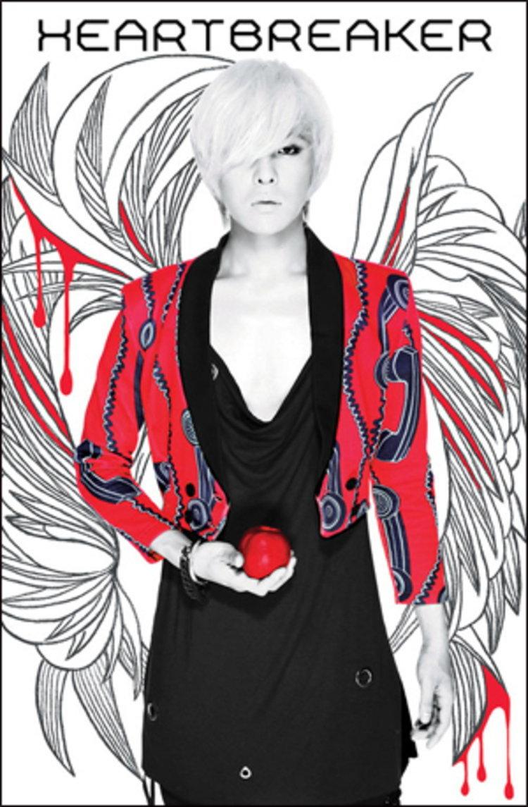 จี-ดรากอน - บิ๊กแบง เปิดตัวภาพถ่ายอัลบั้มเดี่ยว
