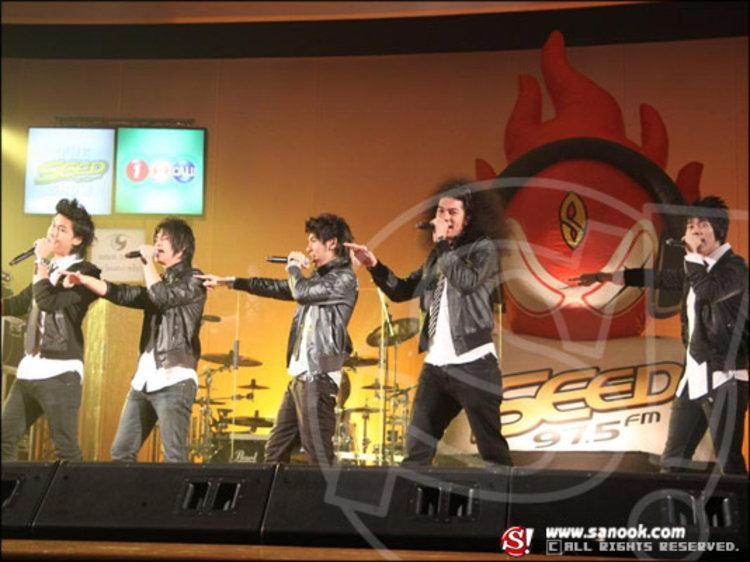 ฮิพฮอพ-ร็อค-ป๊อบ ได้ใจ!! ระเบิดคอนเสิร์ต The Seed Show # 48