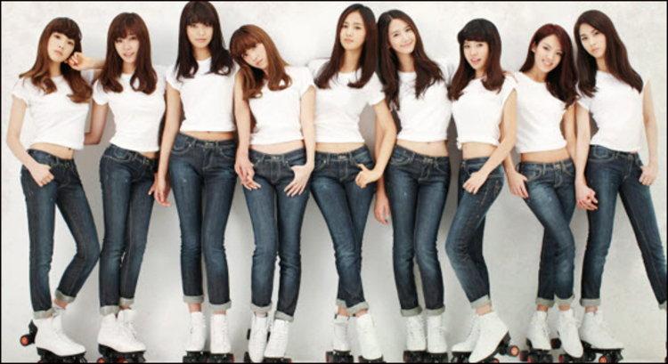 2009 ปีแห่ง 9 สาว โซนยอชิแด ( So Nyeo Shi Dae )