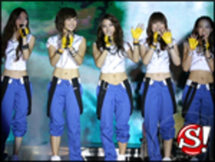 KARA @ Thai - Korea's Friends Concert