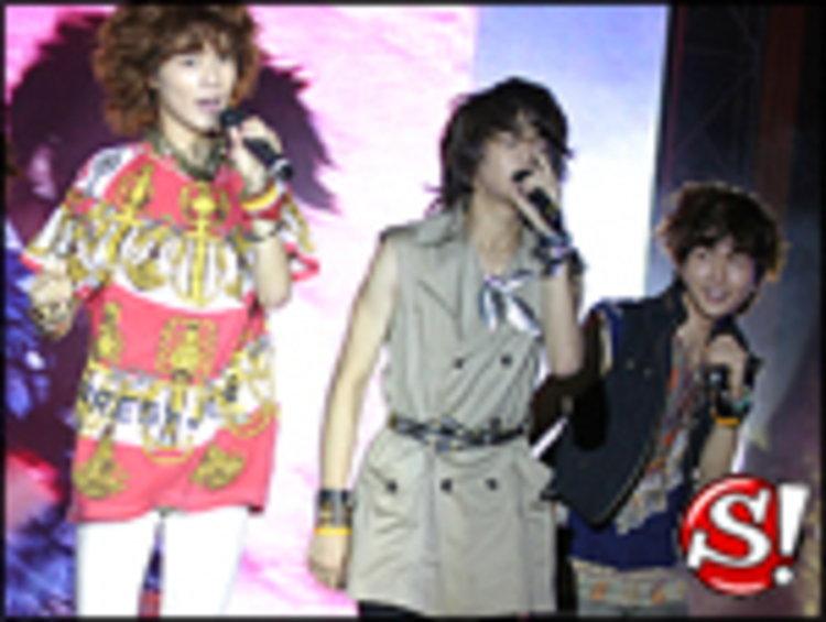 SHINee @ Thai - Korea's Friends Concert